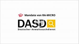 DASD - Deutscher Anwaltssuchdienst
