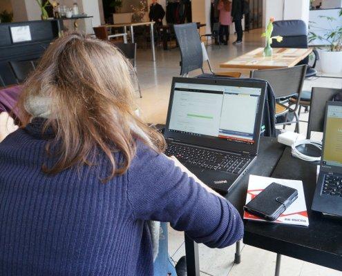RA-MICRO beim Berlin Legal Tech Hackathon
